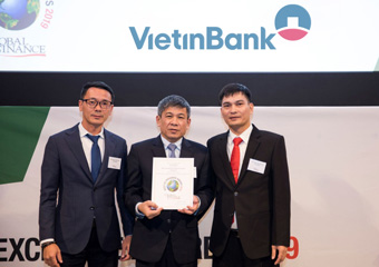 VietinBank is the best Foreign Exchange Service Provider in Vietnam for 02 years in a row