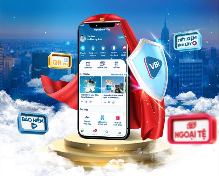 Hệ sinh thái tiện ích đa dạng trên ứng dụng VietinBank iPay Mobile